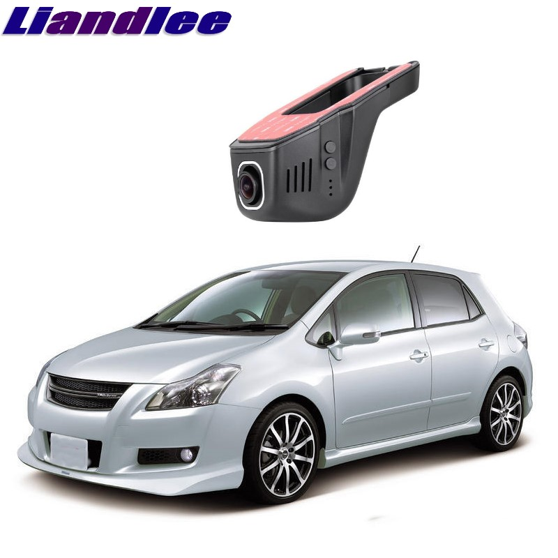 Liandlee For Toyota Blade / Auris / Corolla E150 E180 2006~2018 Car Black Box WiFi DVR Dash Camera Driving Video Recorder цена