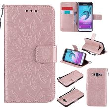 MuTouNiao Rose Gold Leather Flip Case Cover For Samsung Galaxy J1 J2 J3 J4 J5 J7 J8 S3 S4 S5 S6 S7 S8 S9 Edge Plus 2016 2017