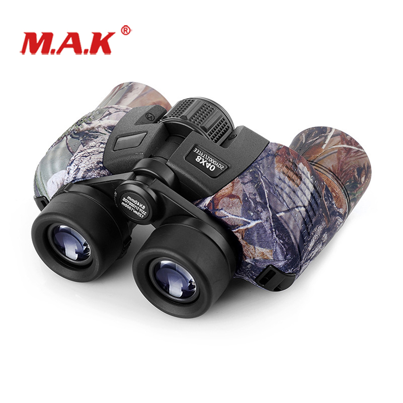 Sports & Entertainment Waterproof Hd 8x40/10x50 Military Camo Binoculars Telescope With Fmc Blue Film Optical Lens Fit Outdoor Watching And Hunting With A Long Standing Reputation