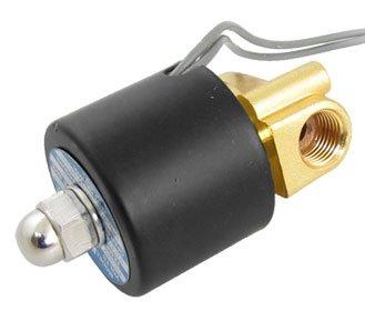"""5 шт. прямого действия 11"""" AC 1/4 В в воды газа электромагнитный клапан 2W025-08"""