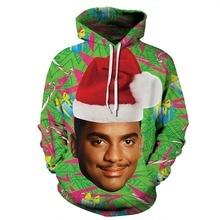 PLstar Cosmos Drop Shipping Fresh Prince Christmas 3d Printed Hoodie For Women Men  Hoodies/Sweatshirt /Tee Tops Dropshipping