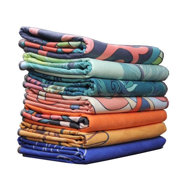 Microfiber Blanket for Yoga