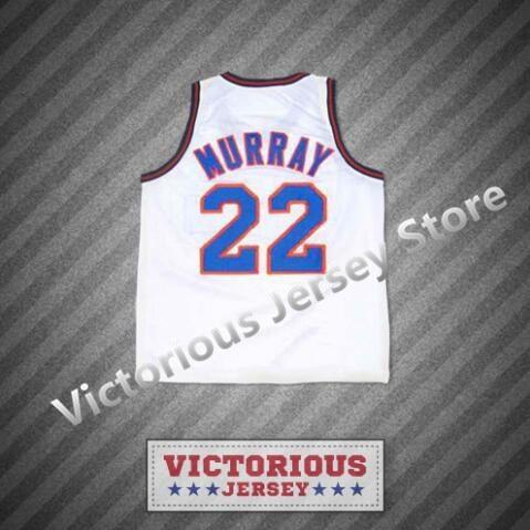 Basketball Nice Minanser Mens Space Jam Tune Squad Mugsy Bogues 1 Basketball Jersey Stitch Sewn New Customers First Basketball Jerseys