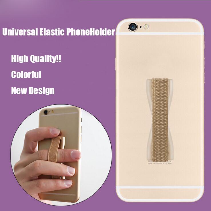 Färgglada telefongrepp Anti Slip Universal Färgglada Fingerrem - Reservdelar och tillbehör för mobiltelefoner - Foto 1