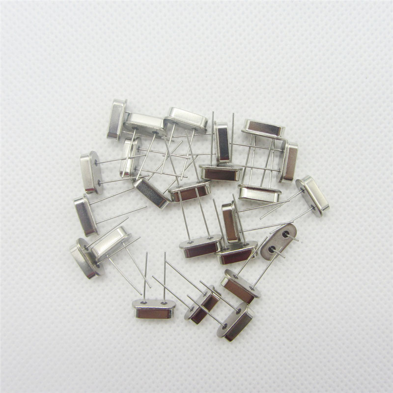 10pcs a lot Crystal Oscillator Resonator Through Holes HC-49S 40MHz 40M <font><b>40</b></font>.000M <font><b>40</b></font> <font><b>MHz</b></font> Passive Quartz image