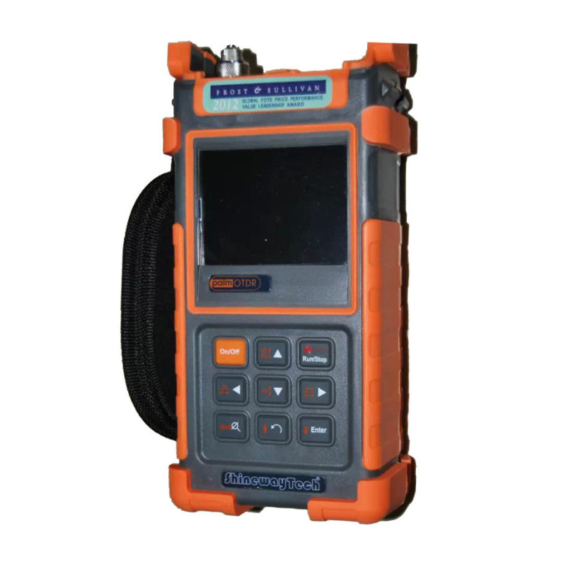 S20A/E OTDR 1310/1550nm Optical Time Domain Reflectometer 28/26dB Fiber Optical Otdr Testing