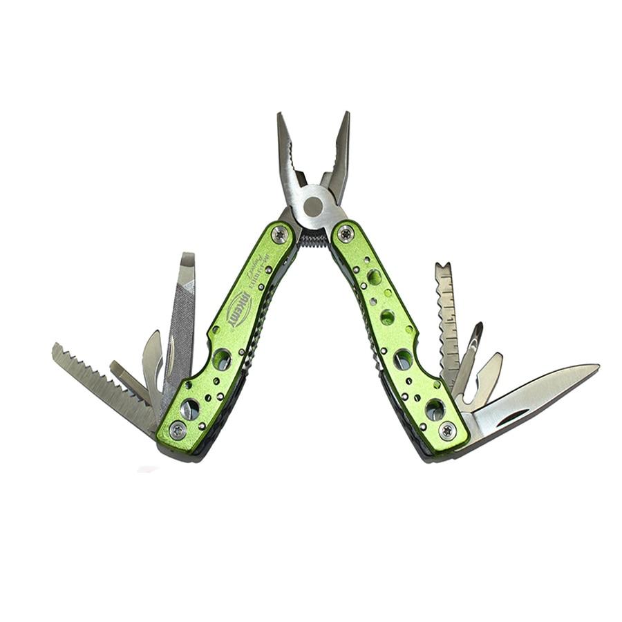 Lauko daugiafunkcinis įrankis su peiliu, kempingas, atsuktuvas, - Įrankių komplektai - Nuotrauka 1