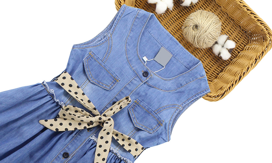 HTB116zNQQvoK1RjSZFDq6xY3pXaf - Summer Dress For Girls Sleeveless Denim Dress Girl Big Girls Party Dress Kids Summer Clothes For Kids Girl 6 8 10 12 13 14 Year