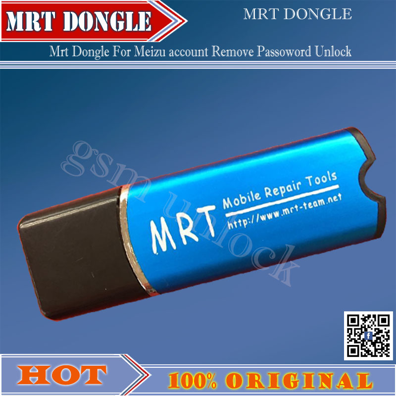 100 Original MRT mrt dongle For Meizu unlock Flyme account or remove password support for Mx4pro