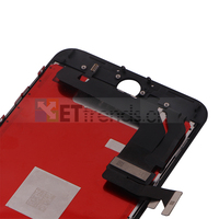 1 Piece 100% Original Refurbished LCD Screen for iPhone 8 Plus LCD touch Digitizer Glass Screen Assembly with Free Shipping