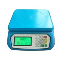 T570 lcd display digital kitchen food scale