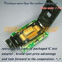 BM1162 программист адаптер ПМ-RTC005-312B IC51-0804-566 адаптер/гнездо IC/ИК тест гнездо