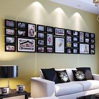 Bilderrahmen Für Bild Hohe Qualität Bilderrahmen Wand Holz Bilderrahmen Für Unternehmen Wand Kombination Rahmen Für Foto 32 stück