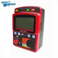 GM3123 High Voltage 2500V Digital Megohm Meter Ohm Meter High Tension Megger AC Voltage Insulation Resistance Tester