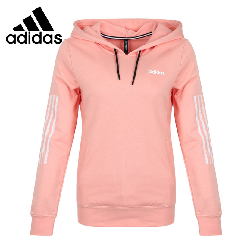 Original New Arrival 2019 Adidas NEO W CE 3S HOODY Women s Pullover Hoodies Sportswear
