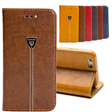 New Case For Samsung Galaxy S7 / S7 Edge S6 S5 S4 S3 Note 5 4 3 / Plus Vintage Wallet PU Leather Phone Cover Luxury Flip Cases