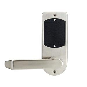 Image 4 - Lachco bluetooth inteligente telefone eletrônico fechadura da porta app controle, código, chaves mecânicas para casa hotel entrada inteligente l16073ap