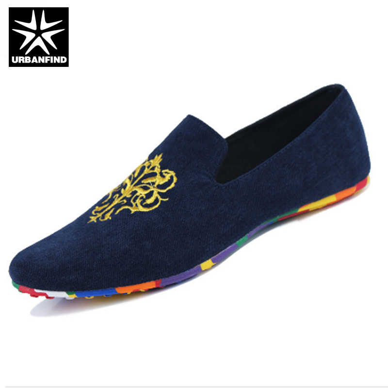 Модные Замшевые мужские туфли из мягкой кожи на плоской подошве  повседневная обувь без шнуровки Мокасины мужские 0b29bbb88cb