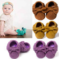 Baby Crib Tassels Bowknot Shoes Toddler Sneakers Casual Shoes Baby girls shoes