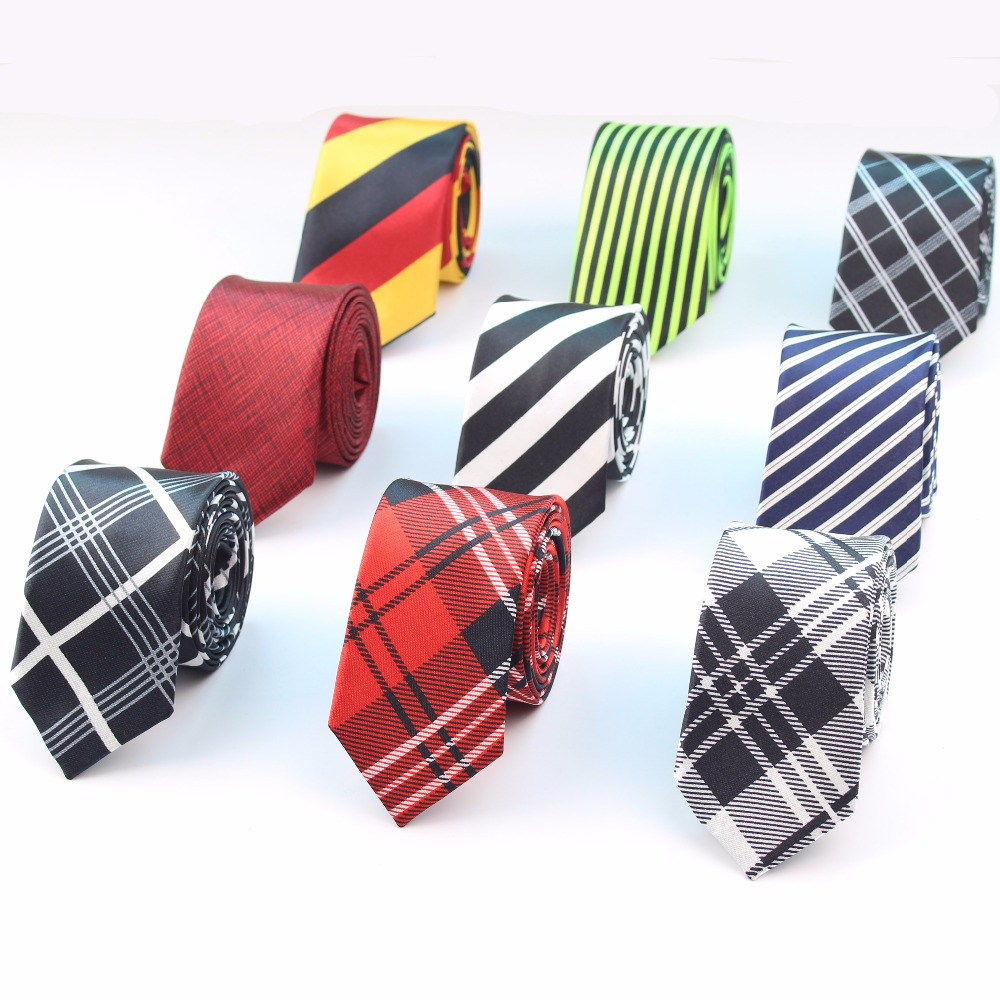 New Style Men's Fashion Neckties Festival Narrow Christmas Tie Striated Ties Soft Designer Colorful Character Necktie