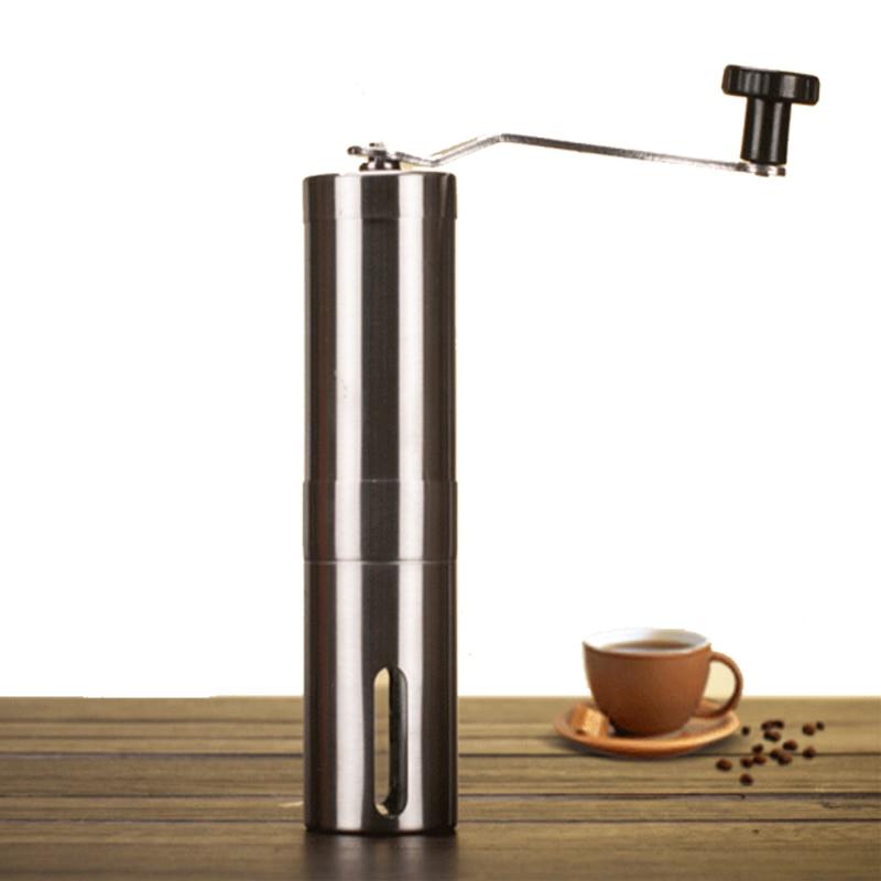 Stainless Steel coffee grinder machine hand coffee maker machine 3pcs/lot stainless steel axle sleeve china shen zhen city cnc machine manufacture