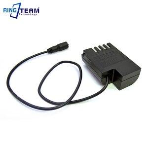 Image 4 - DMW BLF19E DMW DCC12 DMW DCC12 DMWDCC12 acoplador de CC de batería para Panasonic Lumix DMC GH3 DMC GH4 DMC GH3 GH4 GH5 G9 Cámara