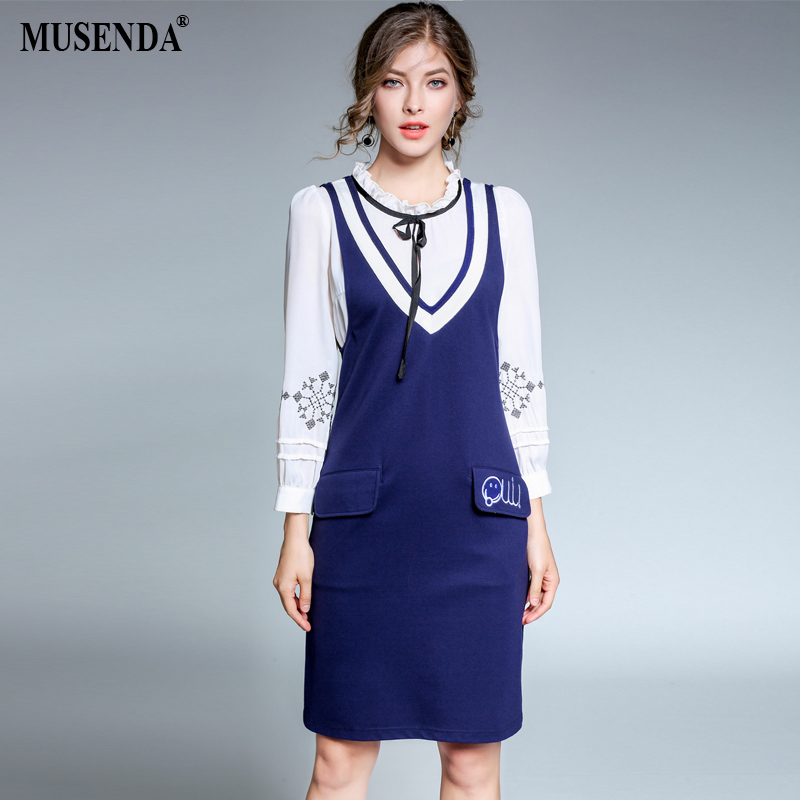 Купить оптом школьные платья