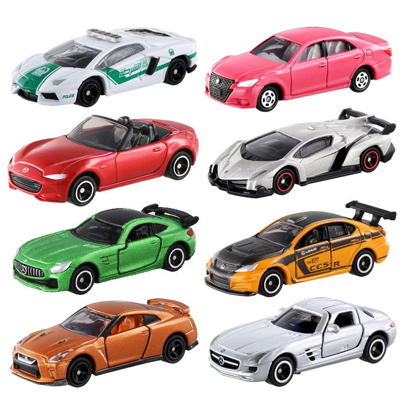 Geniune Tomica Mini Metal Diecast Vehicles Model Sports Cars Various Types New By Takara T