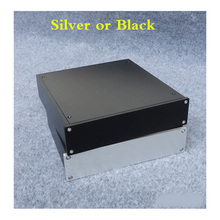 220*52*226MM Amplifier Case DIY Box Enclosure  All aluminum Amplifier Chassis Housing 2205 Suitable for Small PreampDAC