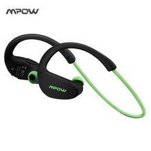 Mpow MBH6 Cheetah 4.1 AptX Sportowy Zestaw Słuchawkowy Bluetooth Słuchawki Bezprzewodowe Słuchawki Mikrofon Słuchawki dla iPhone Android