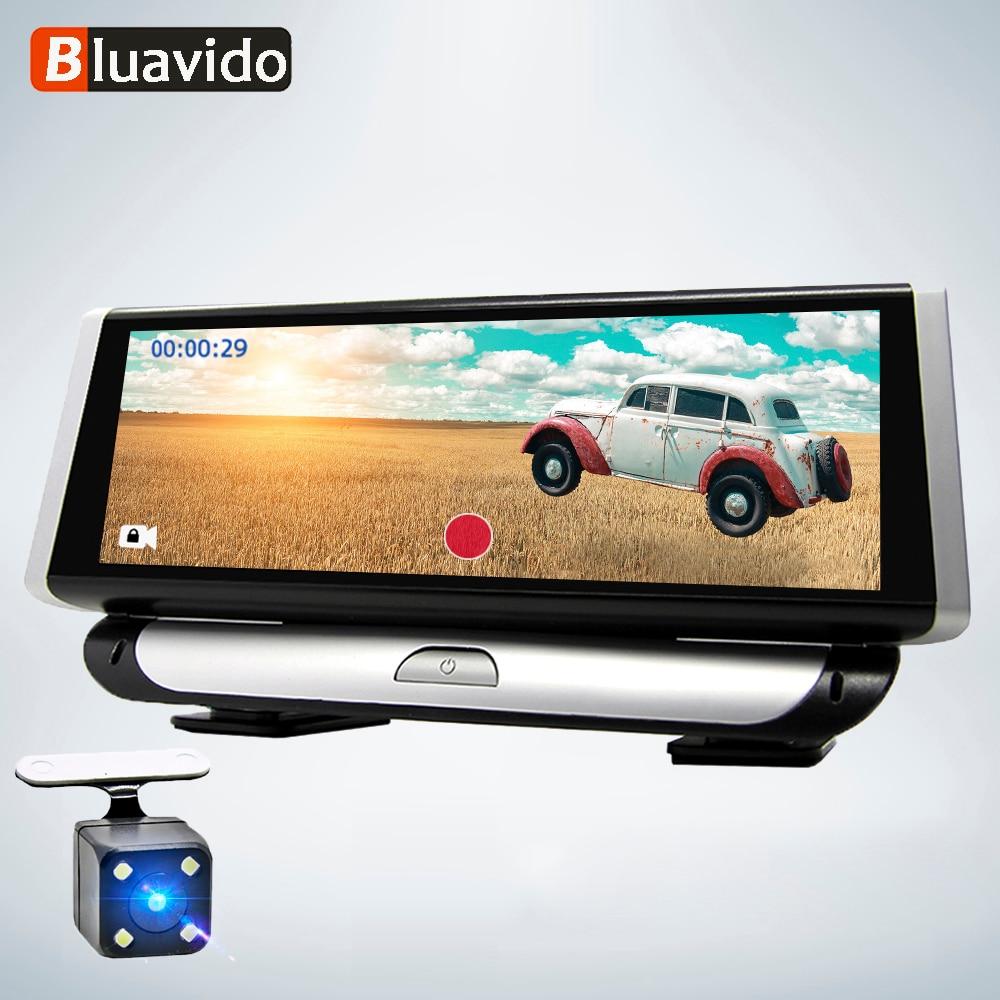 Bluavido Car DVR Reverse-Camera ADAS Android Video-Registrar-Recorder Navigation Auto