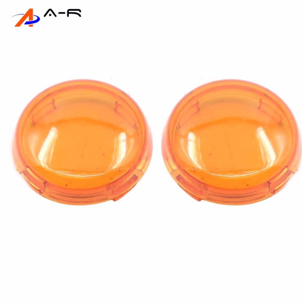 Smoke Amber Turn Signal Light Indicator Lenses Lens Cover Shell Case Cap For Harley Touring Sportster XL 8831200 FLRT FXSB V-Rod