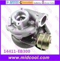 GT2056V QUALITY TURBO TURBOCHARGER  FOR  14411-EB300  14411EB300