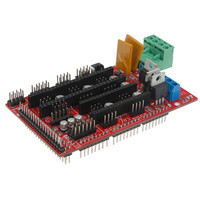 3D Printer Controller For RAMPS 1 4 Reprap Mendel Prusa Support For Arduino Board 3D Printer