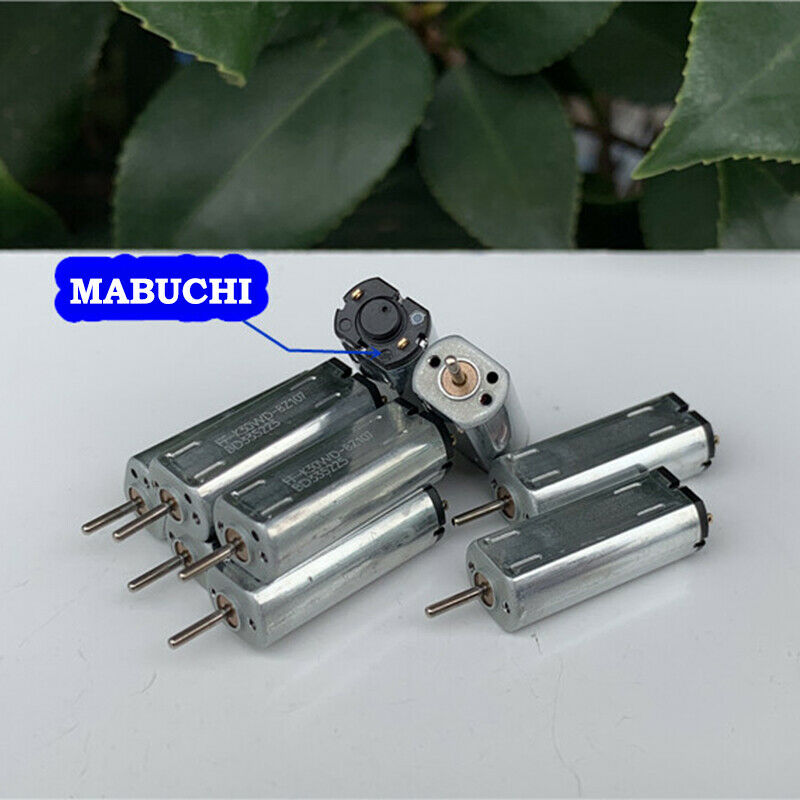 Mabuchi FF-K30WD DC 1.5V-6V 30500RPM High Speed Precious Metal Brush Solar Motor