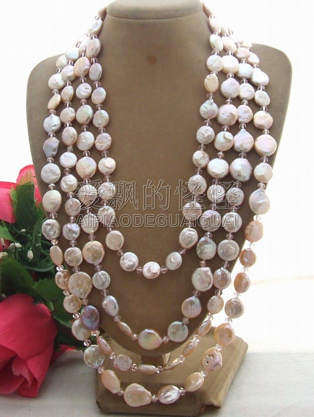 N041501 collier de perles 90