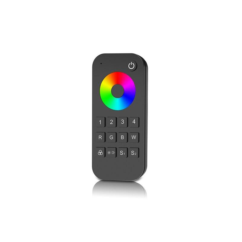 DMX512 RGB Controlador LED de atenuación de controlador inalámbrico de control remoto programable controlador maestro - 5