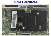 Latumab Original For UA46F6400AJXX/ UA55F6400AJXX LCD Controller TCON logic Board BN41 02069A BN95 01131A Free shipping