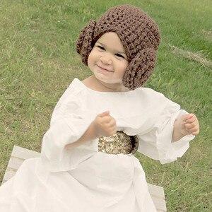 Princess Leia Costume - Croche