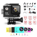 GOLDFOX SJ4000 Wifi Full HD 1080p Action Cam 2.0 LCD sj 4000 Helmet Cam Go Waterproof Camera Pro Style Sport DV Mini Camera
