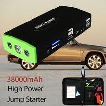 2017 мини-автомобиль Пусковые устройства 600A Портативный Starter Запасные Аккумуляторы для телефонов 12 В Зарядное устройство для автомобиля Батарея бустер дизель с пакета устройства