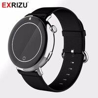 C7 EXRIZU Esporte Relógio Bluetooth Inteligente Smartwatch Pedômetro Dispositivo de Saúde Monitor de Freqüência Cardíaca À Prova D' Água de Natação para Mulheres Dos Homens