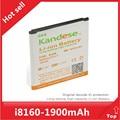 100Pcs/ Lot 100% New 1900mAh Ace 2/EB425161LU Battery for Original Samsung i8160 S7562 S7562I S7568 i8190N