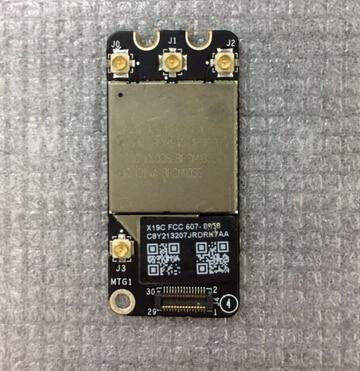 BroadCom BCM94331PCIEBT4CAX BCM4331 BlueTooth4.0+WLAN wireless Card Module for A1278 A1286 A1297 661-5867 607-7291 2011(China)