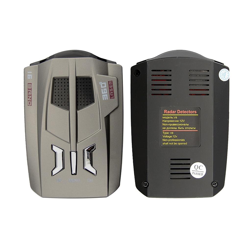 OkeyTech Best V9 Car Radar Detector 16 ապրանքանիշ LED LED - Ավտոմեքենաների էլեկտրոնիկա - Լուսանկար 3