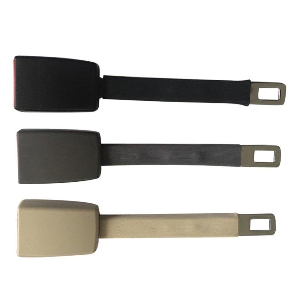 25cm Safe Certified Rigid Stem Seat Belt Extenders For Cars Safety Belt Clip Extension For Children's Car Seats
