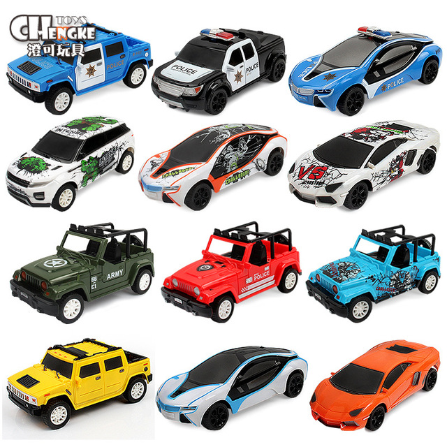Boy Toys Many Kinds 1 24 Kids Toy Remote Control 4ch Rc Car Model Baby