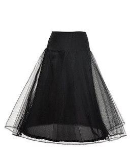 Image 5 - Hot Bridal Slips Wedding Underskirt White Underdress Falda Brautpetticoat Long Crinoline Sottoveste A Line Petticoat Layer 0019