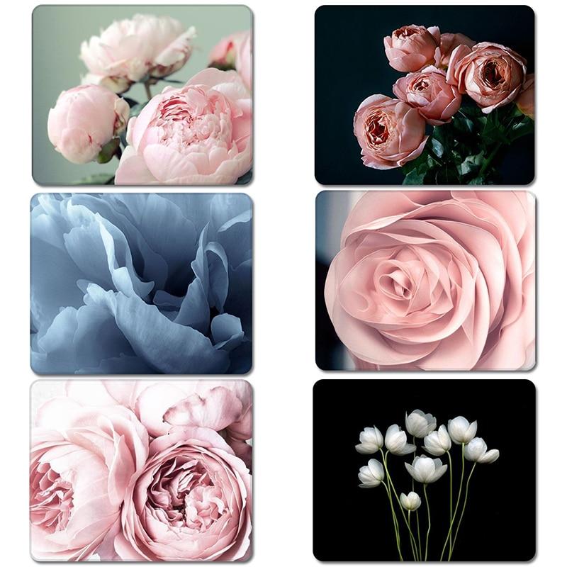 Mega Discount E040a Fleur Vive Rose Rose Motif Nature