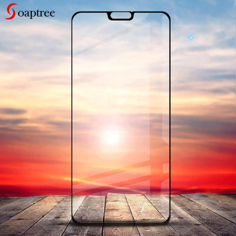 Soaptree Tempered Glass For Huawei Honor 8X 7X 6X 10 9 Lite Screen Protector for Huawei Y9 Y6 Y5 Y7 Prime 2018 2019 Y3 2017 Film